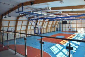 sala sportowa Wieluń